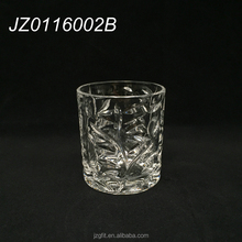 Hot sale factory price 200ml elegant cylinder clear glass tumbler, glass water cup,drinking glass tumbler