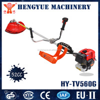 HY-TV520G 52cc High quality brush cutter gasoline brush cutter