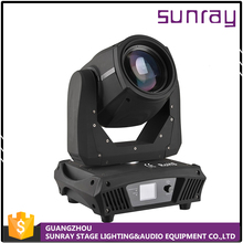 Professional party dj adajustable angle soft spot 230w sharpy 7r beam moving head light