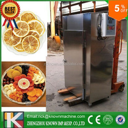 hot sale automatic hot air fruit and food drying machine