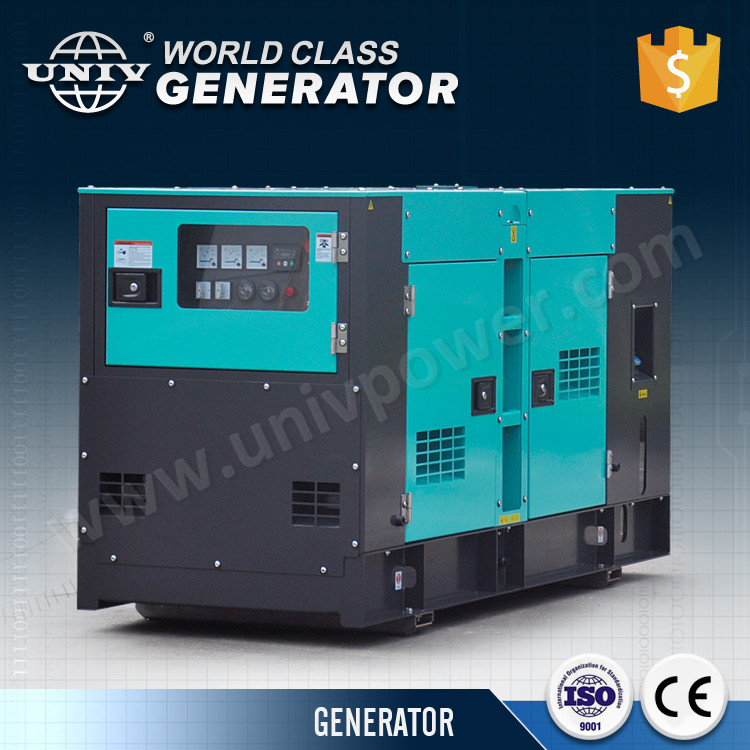 Hot sale 100kw silent 50Hz frequency generator