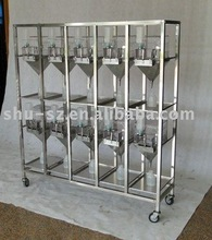 stainless steel rat metabolic cage