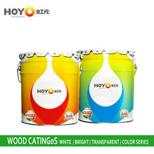 Wholesale White Polyurethane Wood Primer Paint for Furniture Factory