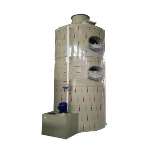 Gas Cleaner Tower/Spray Absorption Scrubber