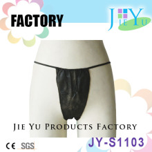Hot sale Disposable underwear women sexy thong Bikini for spa beauty