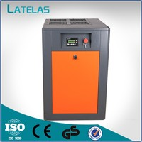 Top quality LATELAS 10hp 7.5 kw air compressor manufacturers for sale