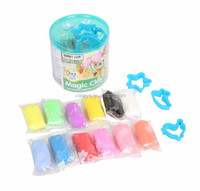Good quality hot sale non toxic modeling clay