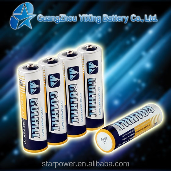 GOLHILL 5# r6 aa 1 5v battery