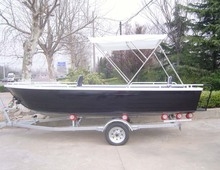 15ft CE Certification Aluminum Fishing Boat for Sale