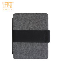 7 inch flip stand nylon fabric smart case shockproof tablet cover for ipad