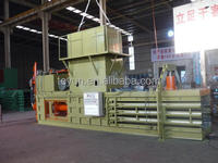 hydraulic automatic horizontal baler used