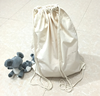 Best selling wholesale factory manufacturer natural cotton packaging cloth draw string bag