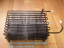 supply good quality refrigerator condenser with specifications