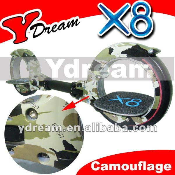 2013 New Generation X8 Skatecycle Skateboard Skate Cycle