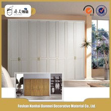 Interior 4 door sliding wardrobe doors furniture