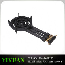 YY-C40High Quality Plastic Knob Gas Stove India Two Burner Burner Gas For Cooking Gas Range