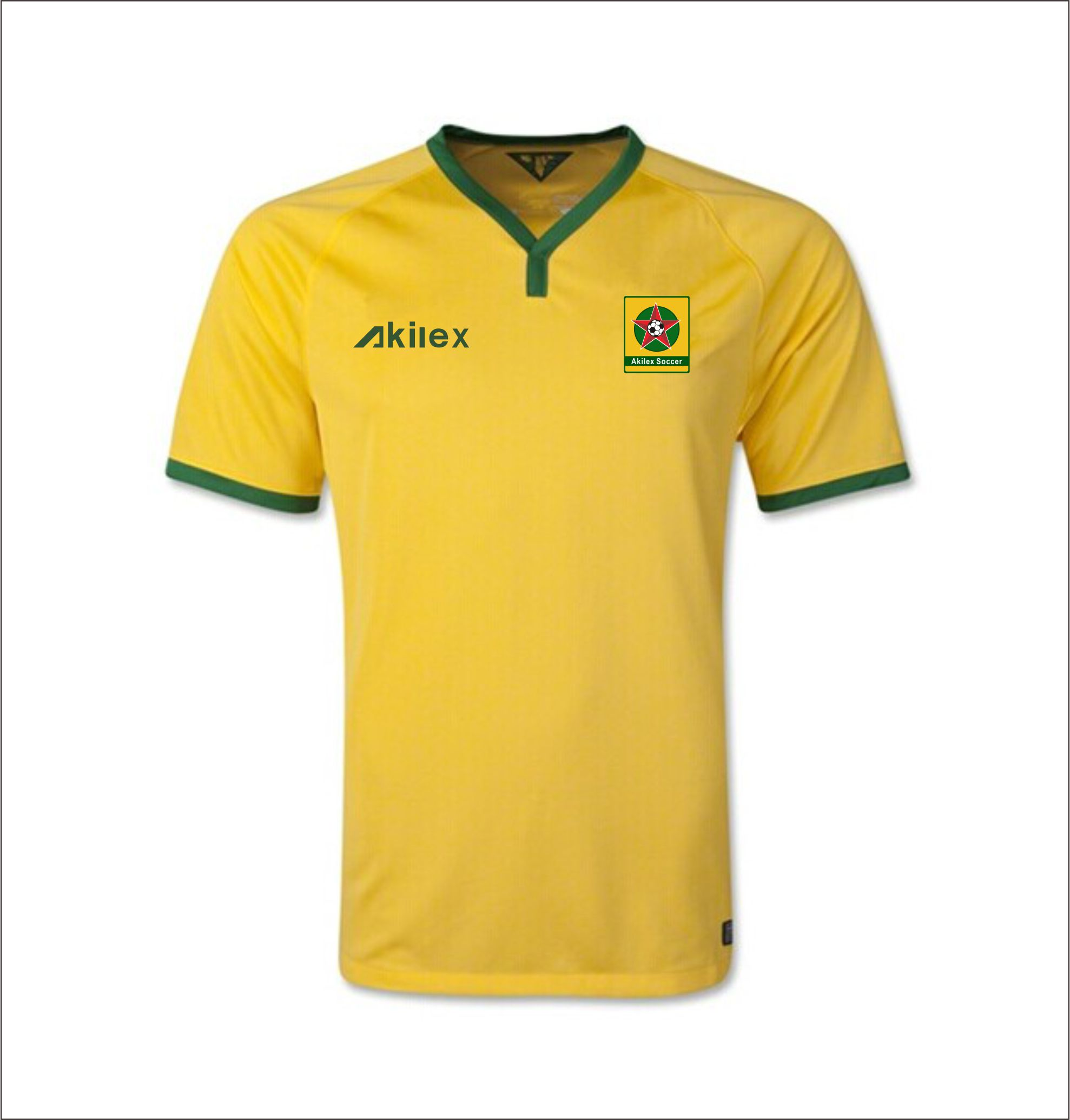 2014 fashion soccer jersey for Brazil world cup customize full set wholesales