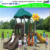 children commerical outdoor slide playground equipment