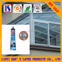Han's ECO-friendly Polyurethane sealant group angle glue sealing adhesive with high quality