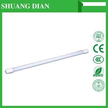 Europe Quality 1200mm t8 led tube 18w CE ROHS FCC Transparent cover/milk cover