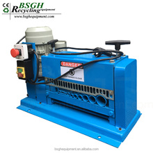 BS-015M High Capacity Scrap and Wasted Copper Cable Wire Stripping Cutting Machine