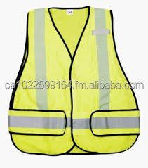 CUSTOM SAFETY VEST WITH 3M EV STRIPING