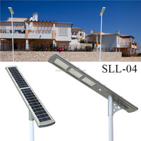 50W All in one solar powered traffic light for street, pathway, road
