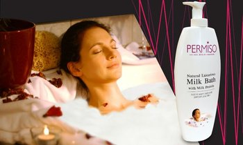 Permiso Natural Luxurious Milk Bath