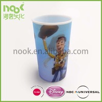 Kids Plastic Mugs Cartoon, Cartoon Character Mugs