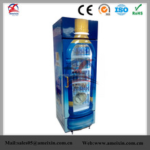 OEM large thermoforming refrigerator plastic cover with colorful