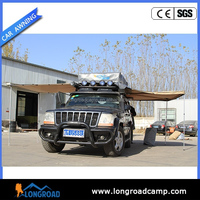 Car accessoreis ck mounted concrete boom roof box