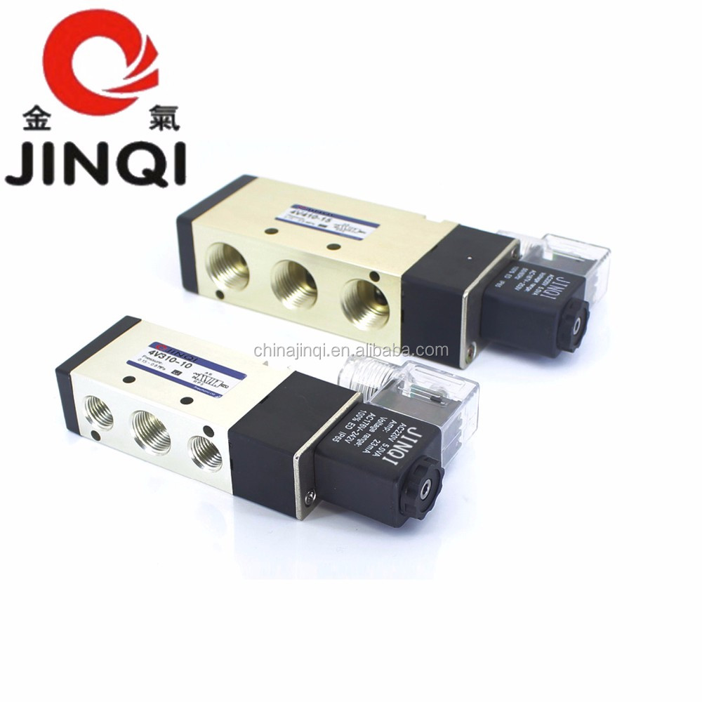 High Quality All Types Of 5/2 way solenoid valve