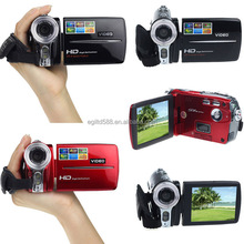 3 Inch TFT LCD 720P HD 20MP Digital Video Camcorder HD-A80 16x Digital Zoom DV Camera up to 32G SD CARD