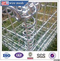 The stone cage gabion retaining walls/ Gabion Systems(Factory outlets)