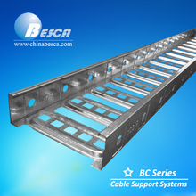 Perforated Galvanized Cable Tray Price List