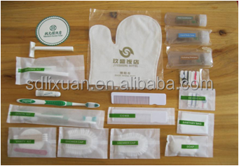 Customized Amenities Hotel/China Disposable Amenities/ Hotel