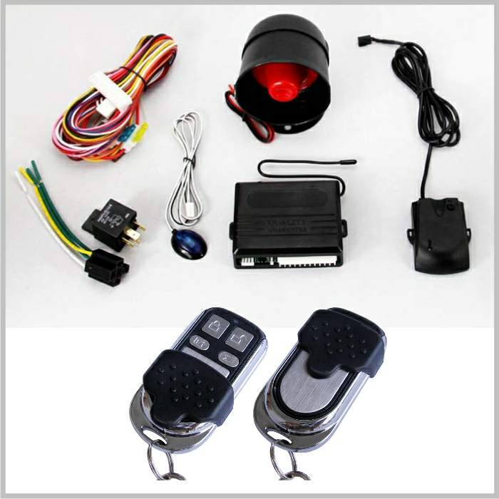 Hot Products One Way Car Alarm System Yk31 lixing Vipers for united states auto security car alarm