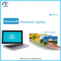 11.6 Inch Rotation Handwriting Screen HDMI 3G Windows7 Dual Core OEM Laptop with 2GB Memory 320GB HDD