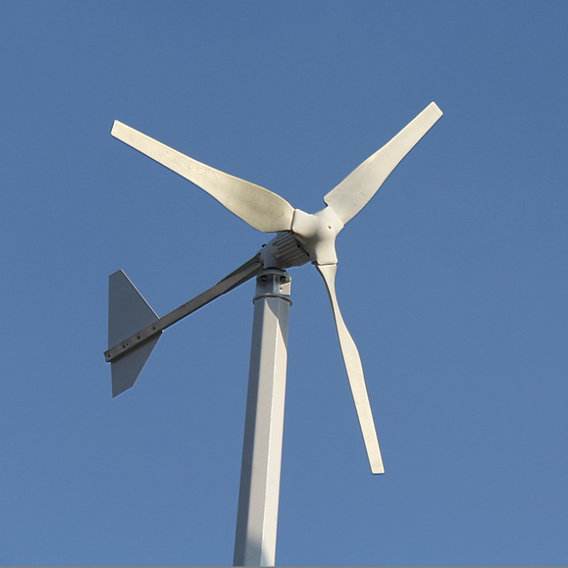 Extra-Strong Fiber Glass <strong>Blade</strong> Solar 10Kw <strong>Wind</strong> Generator <strong>Turbine</strong>