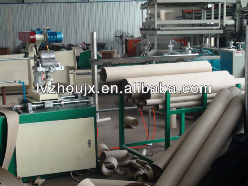 GRS-1 Paper Tube Winder & Cutter Machinery