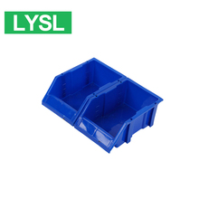 small clear stackable plastic packaging boxes