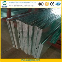 Sell Oversize 12mm 15mm Toughened Glass