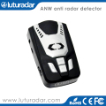 Voice Safety Alert Radar Detector D5 Car Speed Gun Camera LED Display with Full Band Detection