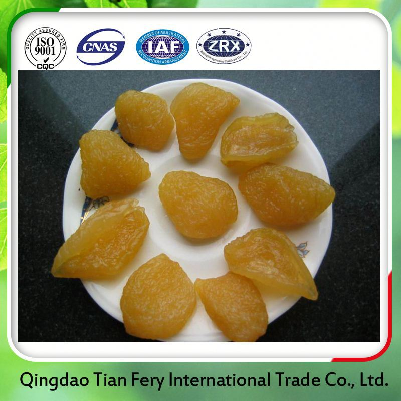 Hot Saled High Quality Dried Peach