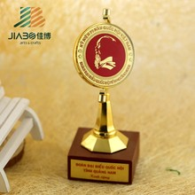 Jiabo custom made metal award funny award trophy makers
