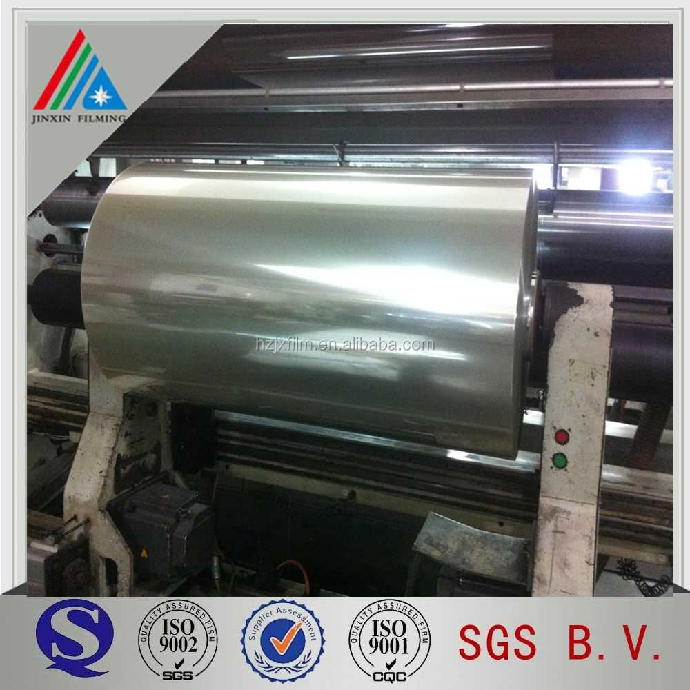 PET Clear Plastic Rolls Film for Lamination