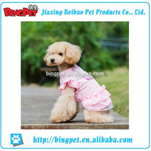 Cheap Wholesale miss pet clothes wedding dog dress