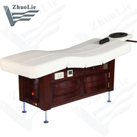 Electric Adjustable Heated Massage Table for Sale(D14820)