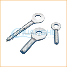 High quality customized 40pcs steel shouldered cup hook & welded eyebolt eye screw made in China