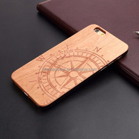 mobile phone accessories, crazy designs mobile phone case for iPhone cherry wood mobile phone accessories